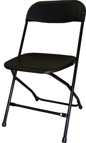 chair folding metal black sales monroe wa where to buy chair folding